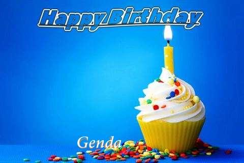 Birthday Images for Genda
