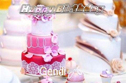 Gendi Birthday Celebration