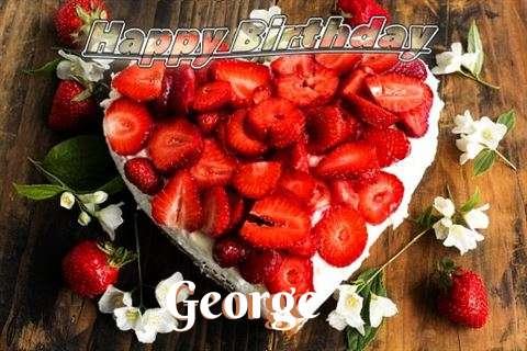 George Cakes