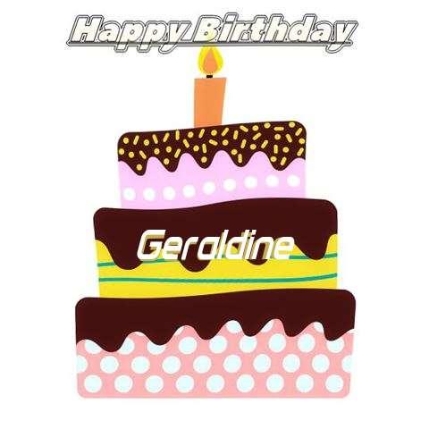Geraldine Birthday Celebration