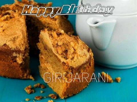 Happy Birthday Girijarani