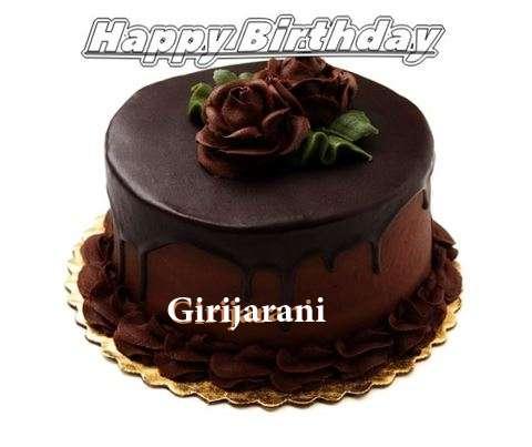 Birthday Images for Girijarani