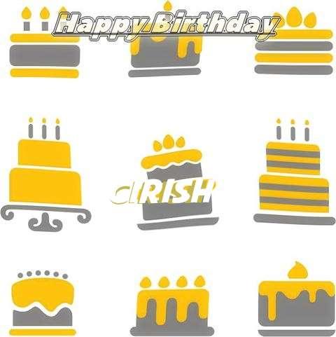 Birthday Images for Girish