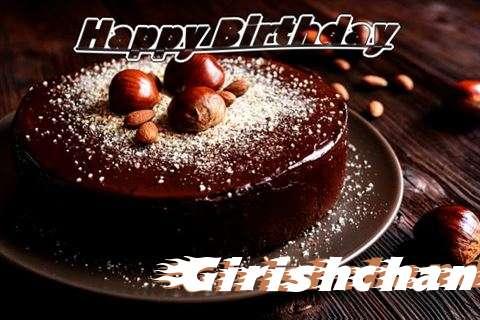 Birthday Wishes with Images of Girishchandra