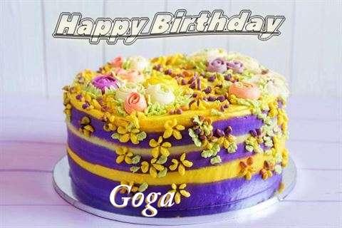 Birthday Images for Goga
