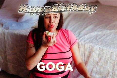 Happy Birthday to You Goga