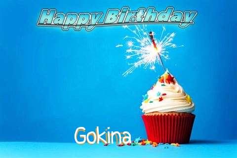 Happy Birthday to You Gokina