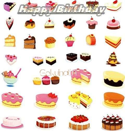 Birthday Images for Gokulnath