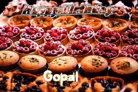 Happy Birthday to You Gopal