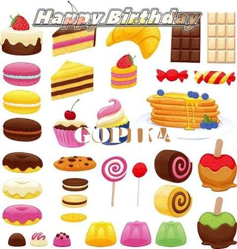 Happy Birthday to You Gopika
