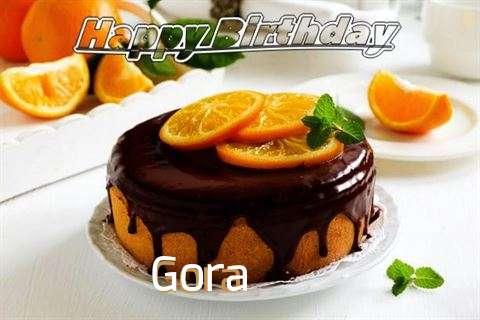 Happy Birthday to You Gora