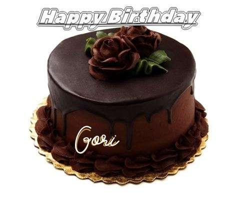 Birthday Images for Gori