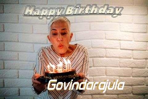 Birthday Wishes with Images of Govindarajula