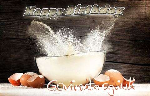 Happy Birthday Cake for Govindarajula