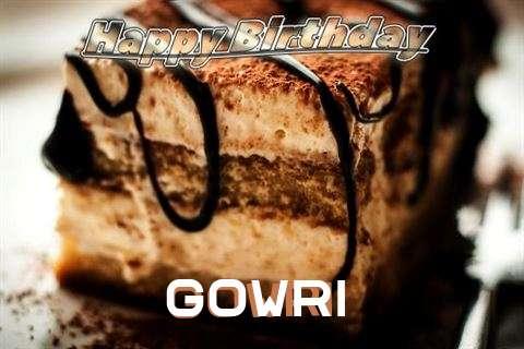 Gowri Birthday Celebration