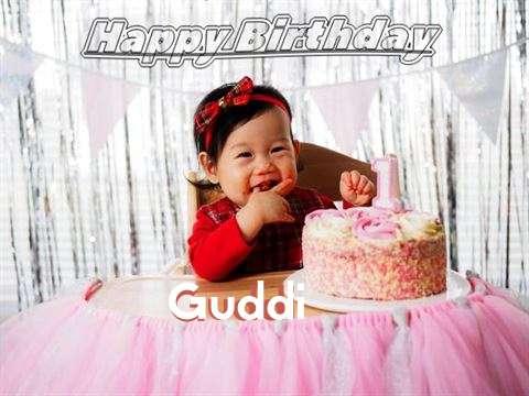 Happy Birthday Guddi