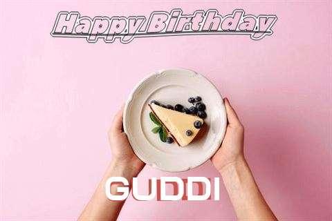 Guddi Birthday Celebration
