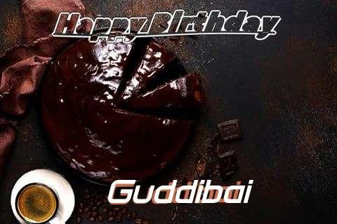 Happy Birthday Wishes for Guddibai