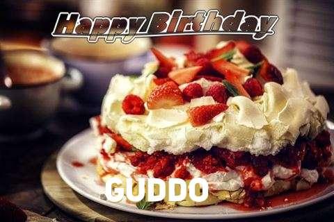 Happy Birthday Guddo