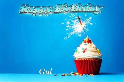 Happy Birthday to You Gul