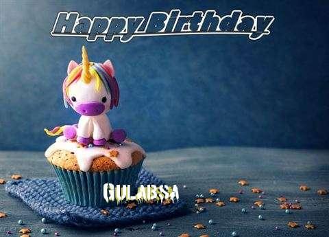 Happy Birthday Gulabsa