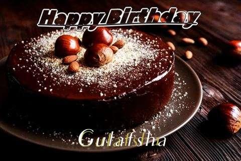 Birthday Wishes with Images of Gulafsha