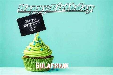 Birthday Images for Gulafshan