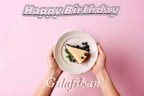 Gulafshan Birthday Celebration