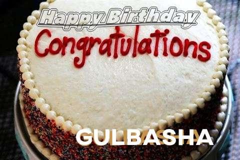 Happy Birthday Gulbasha