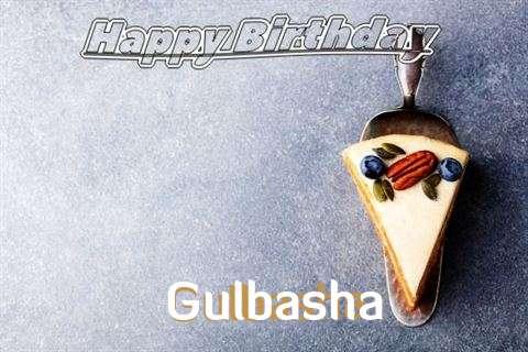Birthday Wishes with Images of Gulbasha