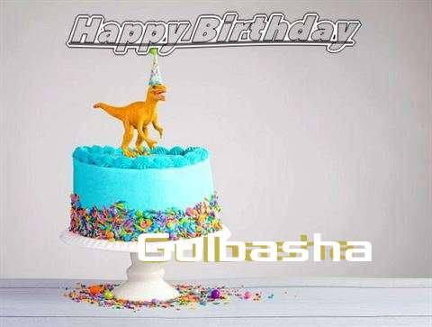 Happy Birthday Cake for Gulbasha