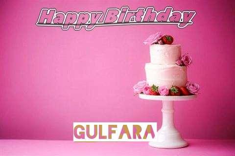 Happy Birthday Wishes for Gulfara