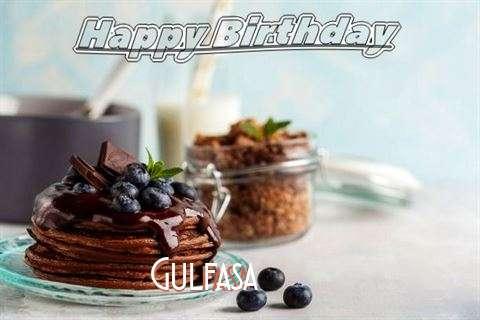 Happy Birthday Gulfasa