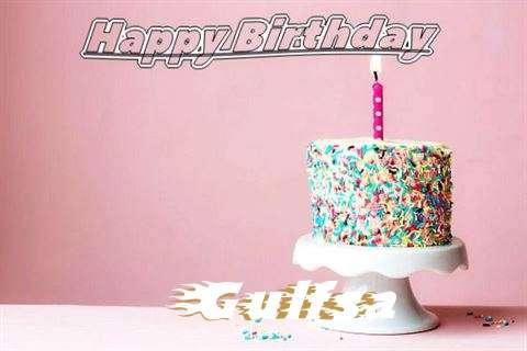 Happy Birthday Wishes for Gulfsa