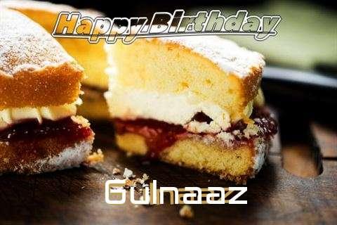 Happy Birthday Cake for Gulnaaz