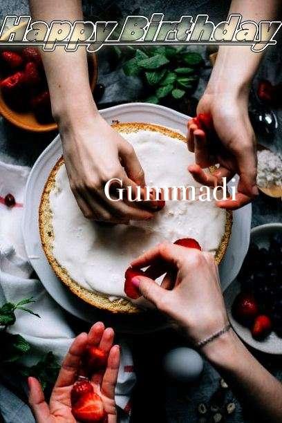 Gummadi Birthday Celebration