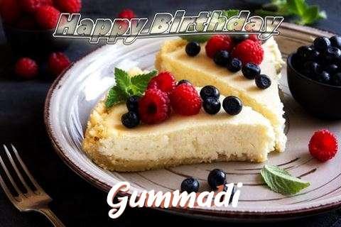 Happy Birthday Wishes for Gummadi