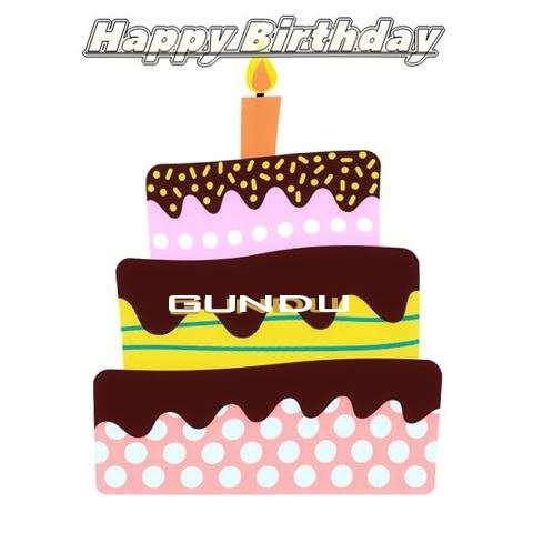 Gundu Birthday Celebration