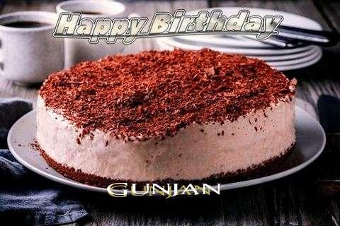 Happy Birthday Cake for Gunjan