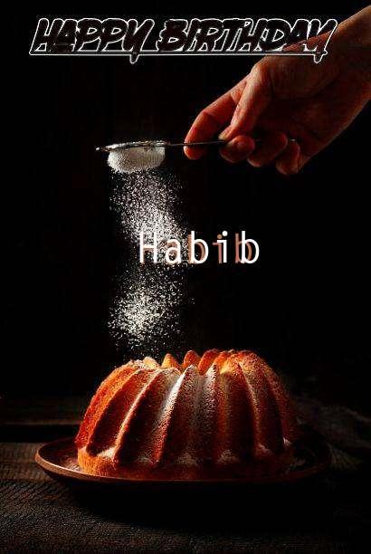Birthday Images for Habib
