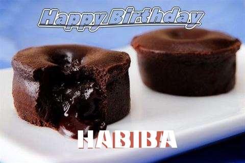 Happy Birthday Wishes for Habiba