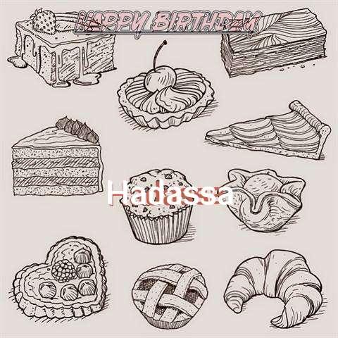 Happy Birthday to You Hadassa