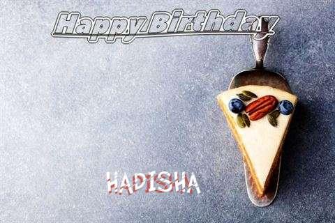 Birthday Wishes with Images of Hadisha
