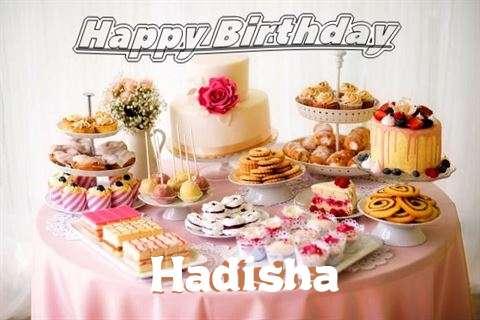 Hadisha Birthday Celebration