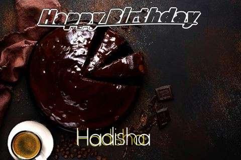 Happy Birthday Wishes for Hadisha