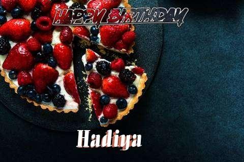 Hadiya Birthday Celebration