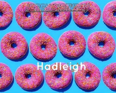 Wish Hadleigh