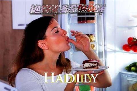 Happy Birthday to You Hadley