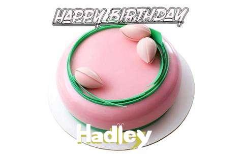 Happy Birthday Cake for Hadley