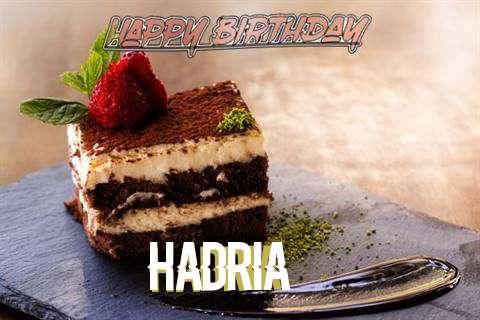 Hadria Cakes